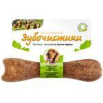 Зубочистики для собак средних пород со вкусом курицы