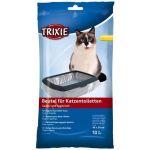 Пакеты для кошачьих туалетов L:  46 x 59 см, 10 шт (4044)