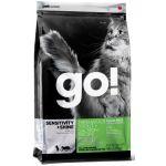 Беззерновой для котят и кошек с чувствительным пищеварением: форель, лосось (Sensitivity + Shine Grain Free Freshwater Trout&Salmon Cat Recipe)