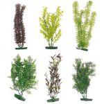 Растение для аквариума пластик +/- 30 cм, 1 шт.