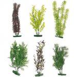 Растение для аквариума пластик +/- 40 см, 1 шт.