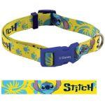 """Ошейник """"Stitch S"""" для животных, нейлон, 25-35/1,5 см (WD3029)"""