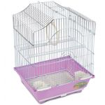 Клетка для птиц, цинк, 30*23*39 см (2112 Z)