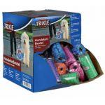 Trixie - Пакеты для уборки за собаками, цветные 3 л, 70 рулонов по 20 шт. (22843)