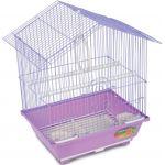 Клетка для птиц, эмаль, 30*23*39 см (2101 K)