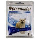 Спот от блох и клещей для собак 10-20 кг, 1 пипетка, Spot On M