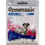 Спот от блох и клещей для собак 20-40 кг, 1 пипетка, Spot On L