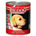 """Консервы для щенков """"BIG DOG"""""""