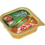 """Консервы для щенков """"Smolly dog""""  Телятина с цыпленком"""