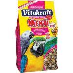 Корм для крупных попугаев MENU VITAL