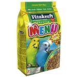Корм для волнистых попугаев MENU VITAL