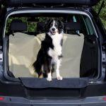 Автомобильная подстилка для багажника 1,8х1,3 м., нейлон,/бежевый (13238)