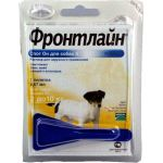 Спот от блох и клещей для собак 2-10 кг, 1 пипетка, Spot On S