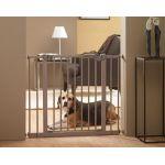 Перегородка-дверь для собак DOG BARRIER 75*84*75см  S3210