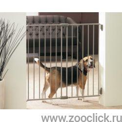 Перегородка-дверь для  собак  DOG BARRIER GATE INDOOR 62/102*95см  S3212