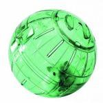 Колесо-шар пластиковое  для грызунов ф12см  S0197