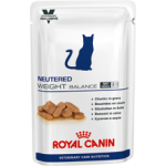 Паучи для кастрир.котов и кошек с избыточным весом: 1-7лет (Neutered Weight Balance)