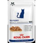 Паучи для кастрир.котов и кошек c нормальным весом: 1-7лет (Neutered Adult Maintenance)