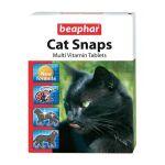 Витамины для кошек (Cat snaps), 75 шт.12550